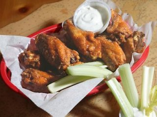 Happy Hour Spicy Hot Wings