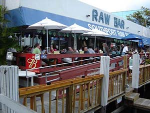 Raw Bar Deck